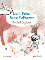 Love from Alfie McPoonst, The Best Dog Ever (Paperback)