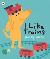 I Like Trains (Paperback)