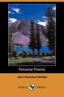 Personal Poems (Dodo Press)