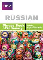 BBC Russian Phrasebook and Dictionary - Phrasebook (Paperback)