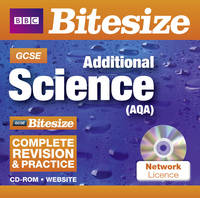 GCSE Bitesize Additional Science AQA Complete Revision and Practice Network Licence - Bitesize GCSE (CD-ROM)
