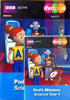 Pods Mission Year 4 DVD Plus Pack