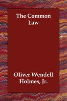 The Common Law (Paperback)