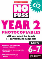 No Fuss: Year 2 Photocopiables - No Fuss Photocopiables (Paperback)