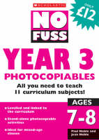 No Fuss: Year 3 Photocopiables - No Fuss Photocopiables (Paperback)