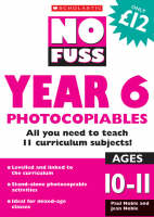 No Fuss: Year 6 Photocopiables - No Fuss Photocopiables (Paperback)