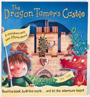 The Dragon Tamer's Castle - Build-a-story (Hardback)