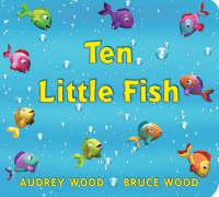 Ten Little Fish (Board book)
