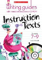 Instructions for Ages 7-9 - Writing Guides