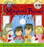 The Magical Farm - Build-a-story (Hardback)