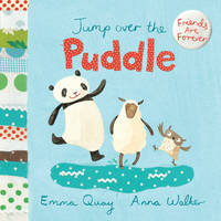 Jump Over the Puddle - Friends are Forever (Paperback)