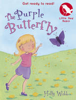 The Purple Butterfly - Little Red Robin 2 (Paperback)