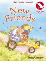New Friends - Little Red Robin 5 (Paperback)