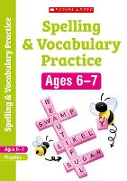 Spelling and Vocabulary Workbook (Year 2) - Scholastic English Skills (Paperback)