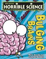 Bulging Brains - Horrible Science (Paperback)