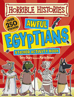 Awful Egyptians - Horrible Histories (Paperback)