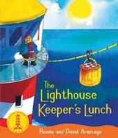 The Lighthouse Keeper's Lunch (Paperback)