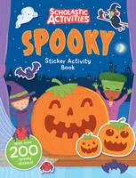 Spooky Sticker Activity Book - Scholastic Activities (Paperback)
