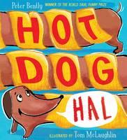 Hot Dog Hal (Paperback)