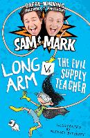 Long Arm Vs The Evil Supply Teacher - The Adventures of Long Arm 2 (Paperback)