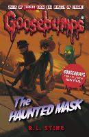 The Haunted Mask - Goosebumps (Paperback)