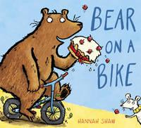 Bear on a Bike (Hardback)
