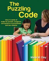 The Puzzling Code - Marie Clay (Paperback)