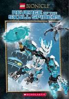 LEGO BIONICLE: Revenge of the Skull Spiders (Paperback)