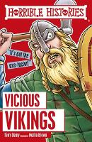 Vicious Vikings - Horrible Histories (Paperback)