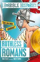 Ruthless Romans - Horrible Histories (Paperback)