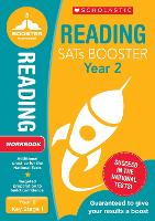 Reading Workbook (Year 2) - National Curriculum SATs Booster Programme (Paperback)