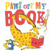 Paws Off My Book (Paperback)