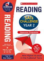 Reading Challenge Classroom Programme Pack (Year 2) - SATs Challenge (Paperback)
