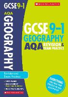 Geography Revision and Exam Practice Book for AQA