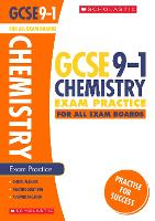 Chemistry Exam Practice for All Boards - GCSE Grades 9-1 (Paperback)