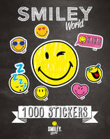 1000 Stickers - Smiley World (Paperback)