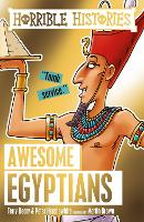 Awesome Egyptians - Horrible Histories (Paperback)