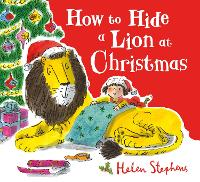 How to Hide a Lion at Christmas (Paperback)