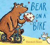 Bear on a Bike Gift edition BB (Board book)