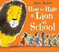 How to Hide a Lion at School Gift edition (Board book)