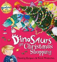 Dinosaurs Go Christmas Shopping (Paperback)