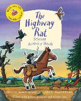 The Highway Rat Sticker Activity Book