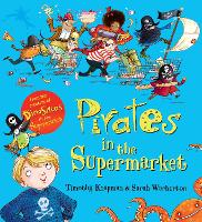 Pirates in the Supermarket (Gift Ed) (Board book)