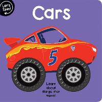 Let's Spin: Cars (Board book)