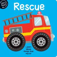 Let's Spin: Rescue (Board book)