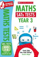 Maths Test - Year 3 - National Curriculum SATs Tests (Paperback)