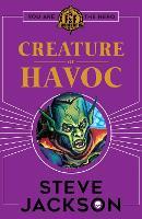 Fighting Fantasy: Creature of Havoc - Fighting Fantasy (Paperback)