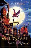 Wildspark: A Ghost Machine Adventure (Paperback)