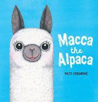 Macca the Alpaca (Paperback)