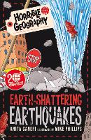 Earth-Shattering Earthquakes - Horrible Geography (Paperback)